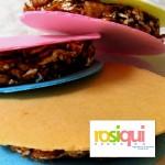 Delicioso snack, Obleas Saludables