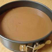 mezcla de cheesecake