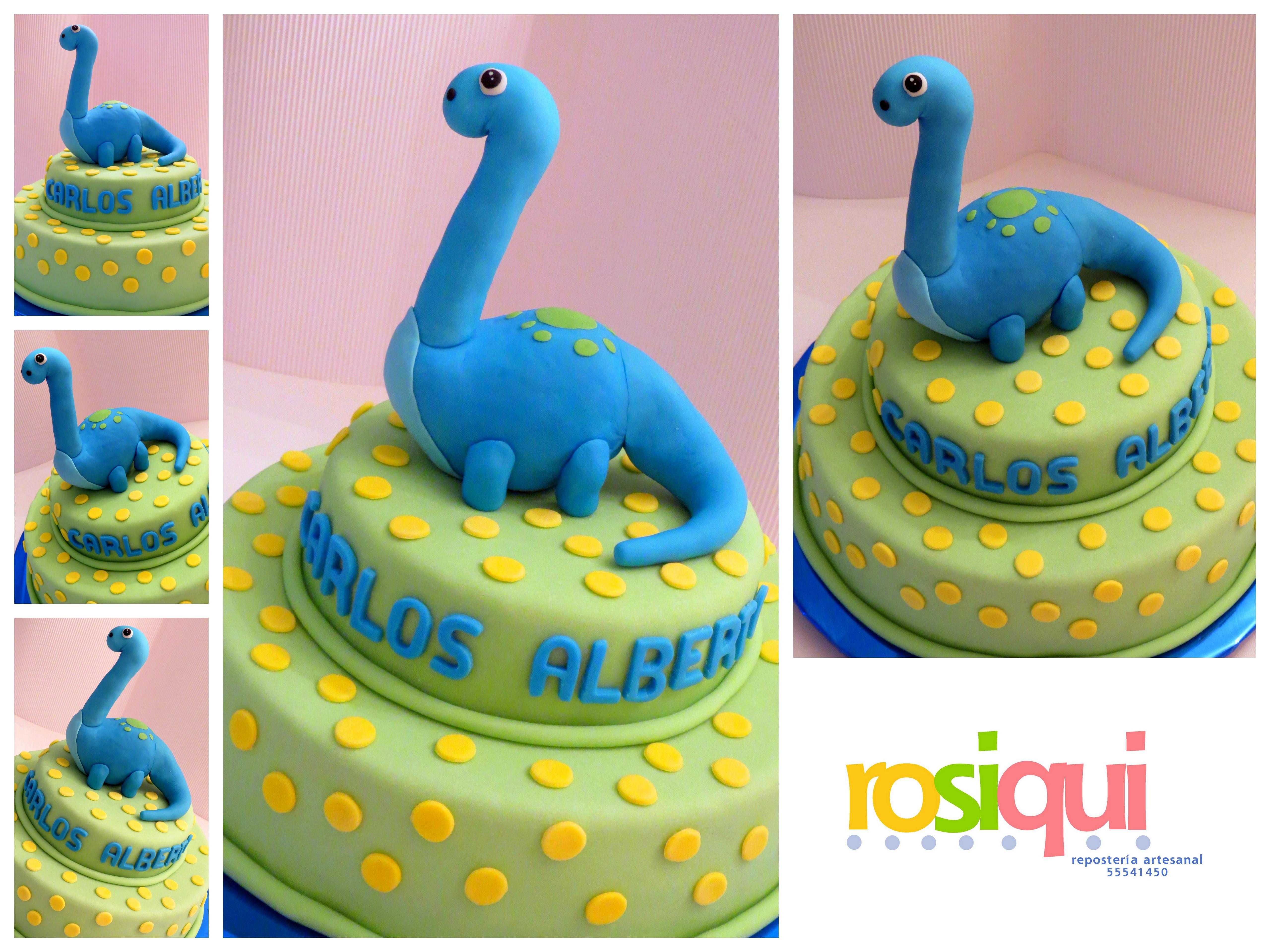 Cake Design Dinosaur : Dinosaur cake, Cake ideas and Dinosaurs on Pinterest