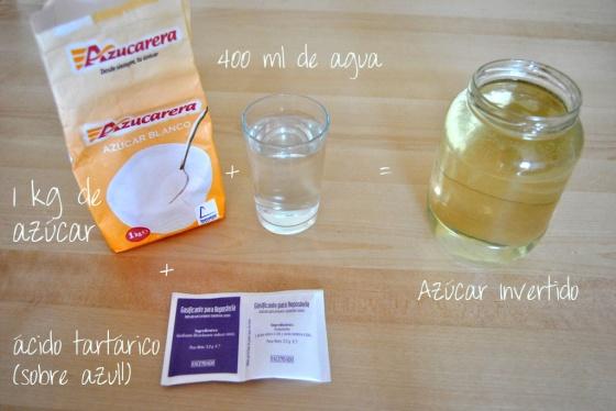 Azúcar invertido ó Trimoline