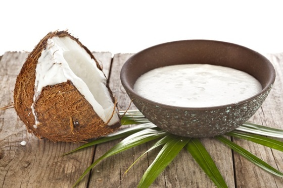 Yogurt de coco