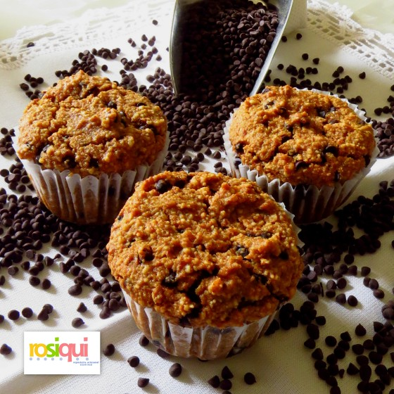 Muffins chocochips
