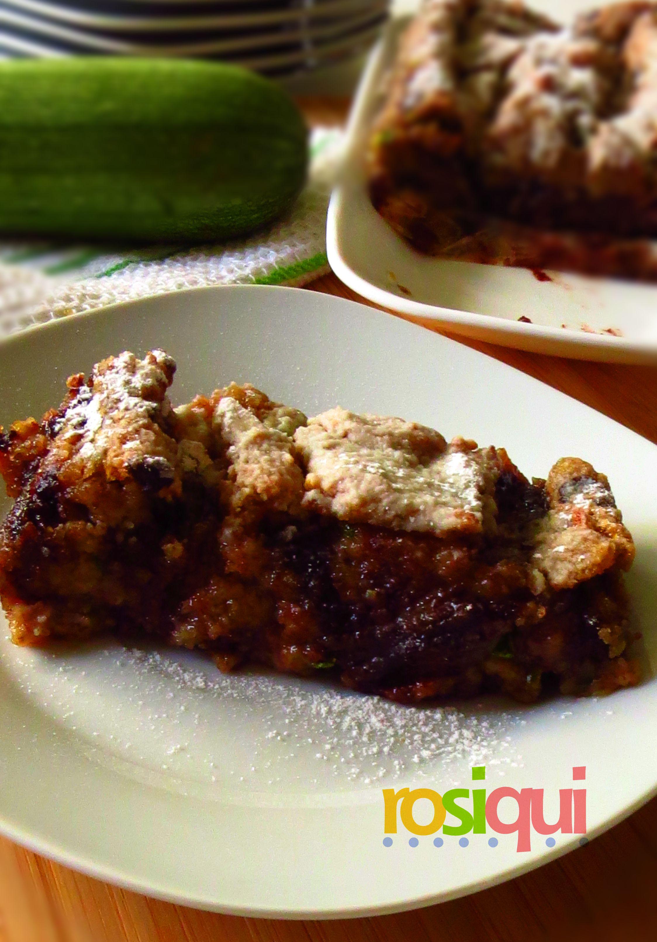 Zuchinni cake 1